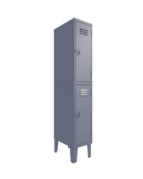 locker 1 cuerpo doble