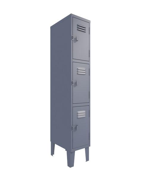 lockers 1 cuerpo triple 2