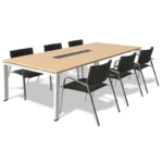 mesa de reunion bench